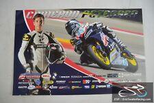 Cameron Petersen #45 Yamaha R6 MotoAmerica Motorcycle Racing Poster