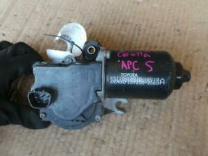 FITS TOYOTA COROLLA FRONT WIPER MOTOR DENSO PART# 159200-2660 AE112, 10/98-11/01