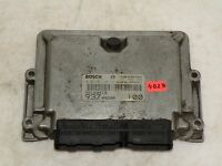 ALFA ROMEO 147 2005 LHD 1.9 JTD 74KW ENGINE CONTROL UNIT ECU 0281011487