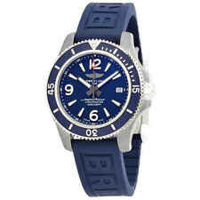 Breitling Superocean Automatic 42mm Steel Mens Strap Watch Date A17366D81C1S2