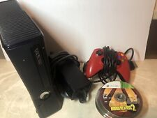 Xbox 360 S Console System Slim 12 GB HDD 30 M-rated Games & Controller