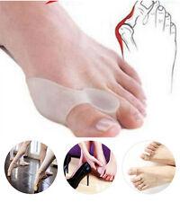4Pcs Hallux Valgus Bicyclic Bone Thumb Braces Correction Foot Big Toe Separator