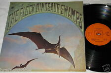 THE FLOCK dinosaur swamps LP Orig. CBS Rec. 1970 FOC PROG ROCK