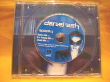 MAXI Single CD DANIEL ASH Spooky 3TR 2002 Lounge trance indie rock