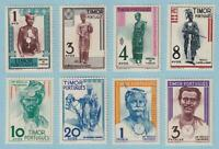 TIMOR 246 - 253  MINT NEVER HINGED OG ** NO FAULTS EXTRA FINE! - W932