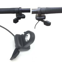 Right Left Finger Thumb Throttle Handlebar Electric Bicycle Scooter Accessories-
