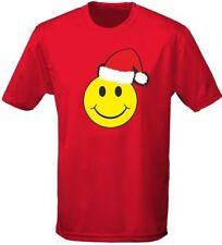 Christmas Slim Fit Short Sleeve T-Shirts for Men