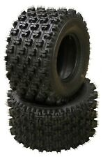 Set 2 New Sport ATV Tire 22x10-10 22x10x10 22x10/10 4PR GNCC Race Deep Tread