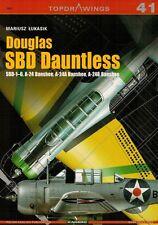 Douglas SBD DAUNTLESS TopDrawings, KAGERO + Free Mask Foil