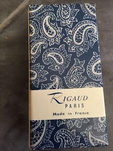 Rigaud Paris Eau De Kananga Made In France 1/4 Fl Oz Rare Pour La Toilette