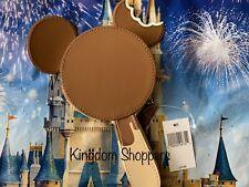 New Disney Park Mickey Mouse Ice Cream Bar Coin Purse Bag Pouch Disneyland World
