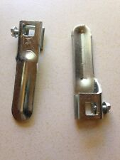 Pair(2) Truck Cap Straight  Latch for 2 T Handle Doors  FREE SHIPPING