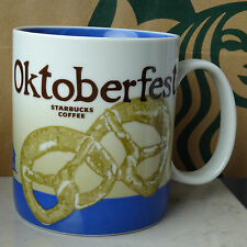 Starbucks Oktoberfest Global Icon Mug