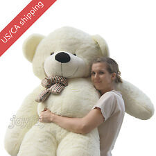 "Joyfay® 78"" 200cm White Giant Teddy Bear Huge Plush Toy Birthday Gift"