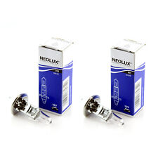 Neolux Clear Standard Halogen Front Fog Lamp Light Beam Replacement Bulbs Pair