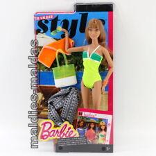 Barbie Style Fashionistas Summer Deluxe Ferienspass CFN07 NEU/OVP Puppe