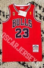 Maillot Jersey NBA Vintage Michael Jordan Chicago Bulls 23 Edition FINAL 96 - 97