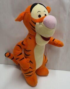 Playgro Disney Baby Winnie The Pooh Tigger Bell Rattle Plush Toy 28cm Tall Tiger