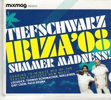 (FP767) Mixmag pres. Tiefschwarz Ibiza '08 Summer Madness - 2008 CD