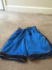 Starter Boys Athletic Reversible Shorts Active Sz S 6-7 Clothes Multicolor