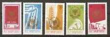 Albania Albanien Albanie 1966 MiNr 1023 - 1027 MNH**