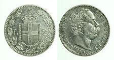 pci0465) Regno Umberto I Lire 2 del 1897 NC