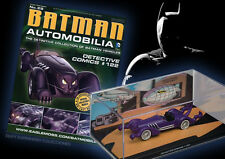 COLECCION COCHES DE METAL ESCALA 1:43 BATMAN AUTOMOBILIA Nº 28 CATMOBILE