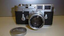 LEICA M3 Summicron 50mm-f2 near focusing  +Summaron 35mm-f3.5+ Acall.135mm+gaine