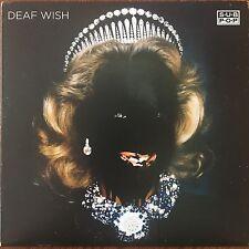 "Deaf Wish St. Vincent's Blue Colored Vinyl Record 7"" /200"