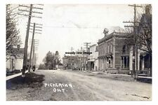 rp10622 - Pickering , Ontario , Canada in 1910 - photograph 6x4