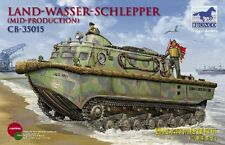 Bronco 1/35 CB35015 Land-Wasser-Schlepper (LWS) Mid