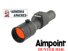 Punto rosso Red Dot mirino Aimpoint Hunter H34L