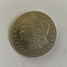 1889-S MORGAN SILVER DOLLAR [272]
