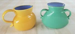 Lindt Stymeist Colorways Tea Oval Sugar and Creamer