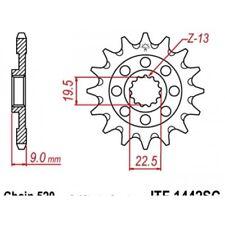Pignon anti-boue acier 13 dents jt chaîne 520 suzuk... Jt sprockets JTF1442.13SC