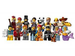 LEGO 71004 - LEGO MINIFIGURES - SERIE MOVIE 1 - scegli il personaggio