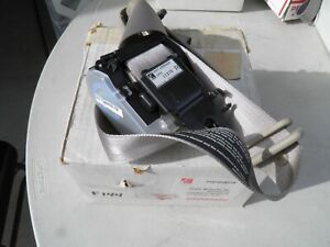21058716 SEAT BELT right hand retractor assembly 1997 Saturn SC1 & SC2 coupe