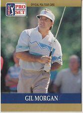 Gil Morgan #51 1990 Pro Set PGA Tour Golf Special Inaugural