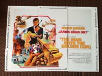 James Bond limited Edition 9 card trading card set -1974 Man With The Golden Gun