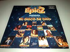 Michael Jackson Epic 2 Spanish LP various The Jacksons