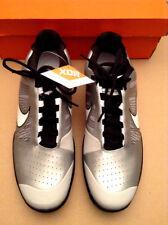 Nike Lunar Vapor 8 Tour Roger Federer Silver Tennis US 11.5 EU 45.5 429991-002