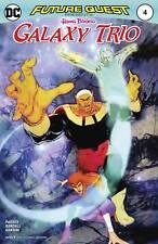 Future Quest Presents #4 Galaxy Trio Variant Ed Dc Comics Nm