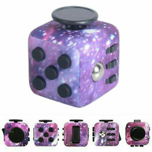 Fidget Cube Children Special Adults Stress Anxiety Relief Desk Fiddle Toys
