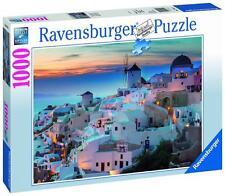 Ravensburger 19611 impresionantes fotografía de Santorini Jigsaw Puzzle 1000 Piezas Nuevo
