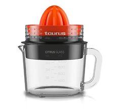 Exprimidor Taurus Citrus Glass/ 30W