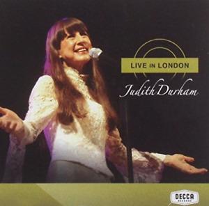 DURHAM,JUDITH-LIVE IN LONDON (AUS) CD NEW