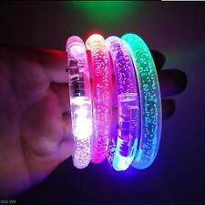 Popular!Night Visible Bracelet Festival Playing Fun Wrist Band Gift for Children
