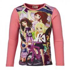 LEGO WEAR Friends Shirt/ Langarmshirt für Mädchen in pink, verschiedene Größen