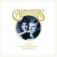Carpenters with the Royal Harmonic Orchestra CD