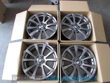 SET NEW Original BMW M V Spoke V-Speiche Style 298M felgen rims Е71 Е70 М